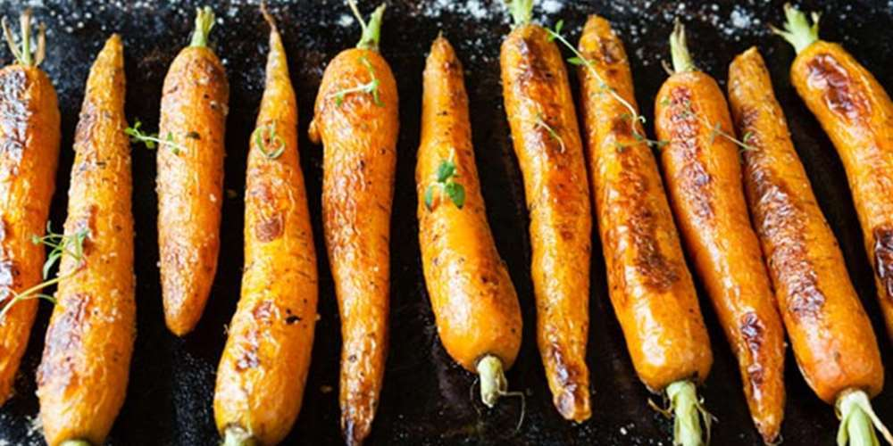 Carrots On Bbq